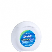 Oral-b essential floss - seda dental con cera (50 m)