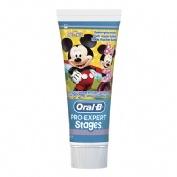 Oral-b stages 2 pasta dental infantil (winnie the pooh 50 ml)