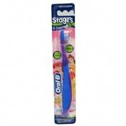 Cepillo dental infantil - oral-b stages 3 (4-8 años)