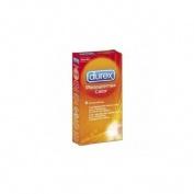 Preservativos durex pleasuremax 6 u