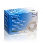 Esparadrapo hipoalergico - alvita microporoso p sensible (con dispensador 5 m x 2,5 cm)