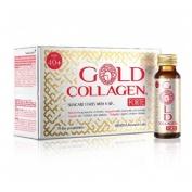 Gold collagen forte (50 ml 10 frascos monodosis)