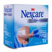Esparadrapo hipoalergico - 3m nexcare sensitive tape (carne 5 m x 2.5 cm)