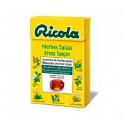 Ricola caramelos sin azucar (hierbas con stevia 50 g)