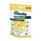 Caram ricola bolsa extra fuerte miel limon