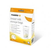 Bolsas para leche materna - pump & save (20 u)