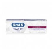 Oral-b 3dwhite pasta dental luxe brillo seductor (75 ml)