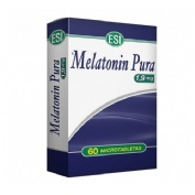 ESI Melatonin Pura 1,9mg 60 tabletas
