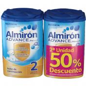 Almiron advance 2 (bipack 800 g + 800 g)