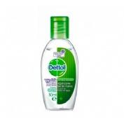 Dettol higienizante gel de manos - antibacteriano (50 ml)
