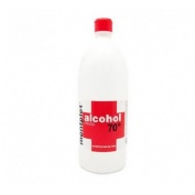 Alcohol 70º - montplet (1 frasco 1000 ml)