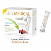 Xls medical direct sticks captagrasas (90 sticks)