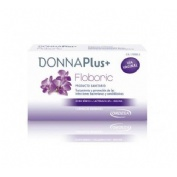 Donna plus + floboric capsulas vaginales (7 caps vaginales)