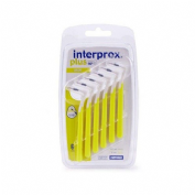 CEPILLO ESPACIO INTERPROXIMAL - INTERPROX PLUS (MINI 6 U)