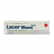 Lacer Blanc Plus Pasta Dental Blanqueadora 75 Ml