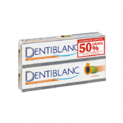 Dentiblanc blanqueador intensivo pasta dental (duplo 100 ml 2 u)