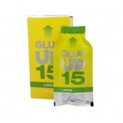 Gluc up 15 faes farma (sabor limon  3 sticks)