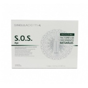 Singuladerm sos age (10.5 ml 4 viales)