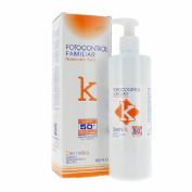 Dk fotocontrol familiar spf 50+ (400 ml)