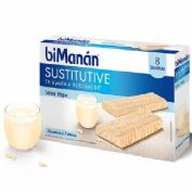 Bimanan barrita yogur (40 g 8 bar)