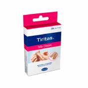 Tiritas classic - aposito adhesivo (19 x 72 20 u)
