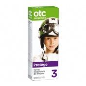 Otc antipiojos spray repelente de piojos - antipiojos (125 ml)