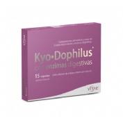 Kyodophilus con enzimas (15 caps)