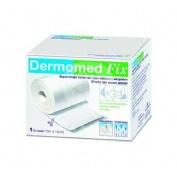 Esparadrapo hipoalergico - dermomed fix tejido sin tejer elastico (10 m x 10 cm)