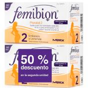 Femibion pronatal 2 (pack 60 comp y 60 caps)