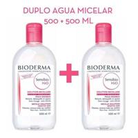 Bioderma duplo sensibio micelar 2x500ml