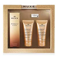 NUXE COFRE17 PRODIGIEUX PERFUM 30ML+DUCH+CORP