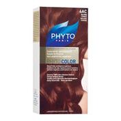 Phyto Color 6AC Rubio Cobre Caoba