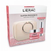 Lierac cofre supra radiance crema + serum