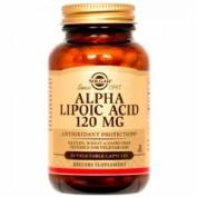 Solgar acido alfa lipoico 120mg60v(alpha-lipoic)
