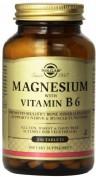 Solgar magnesio + vit b6 250c
