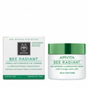 APIVITA BEE RADIANT CREMA ILUMINA TEXT RICA 50ML