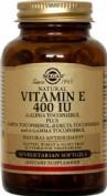 Solgar vitamina e 400ui 50 cap blandas veg