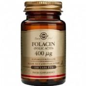 Solgar folacin acido fol 400mcg100