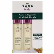 Nuxe body aceite adel celu duplo 2x100ml