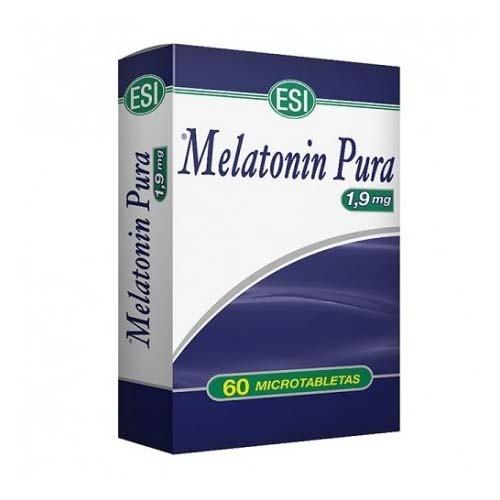 ESI Melatonin Pura 1,9mg 60 tabletas