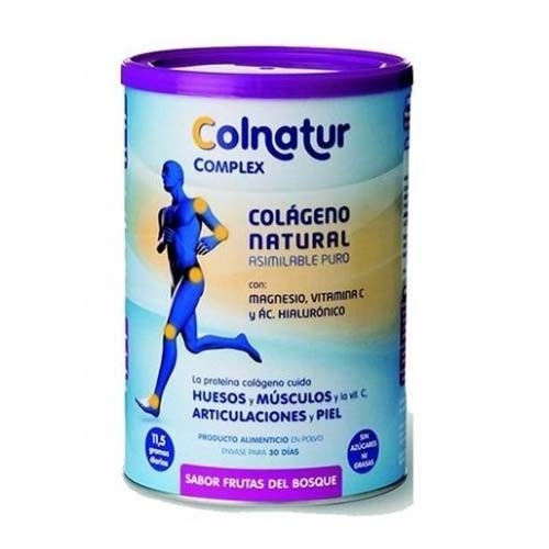 COLNATUR COMPLEX sabor FRUTAS DEL BOSQUE