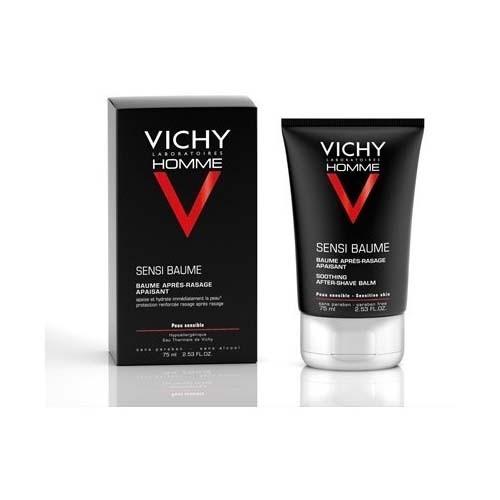 Vichy homme balsamo ca confort piel sensible (75 ml)