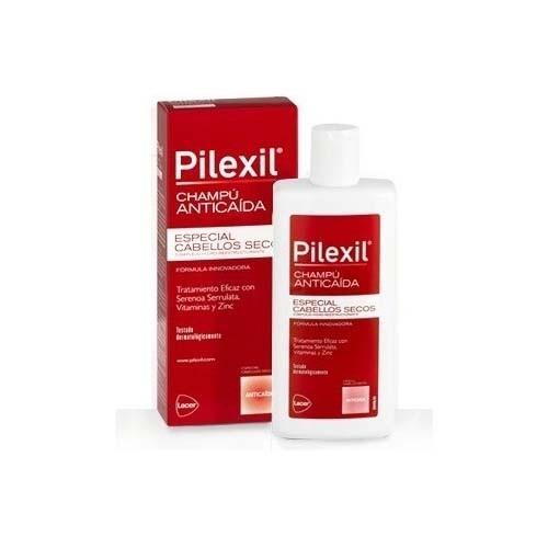 Pilexil champu anticaida especial cabello seco (300 ml)