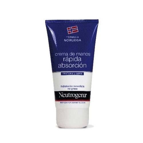 Neutrogena® crema manos rápida absorción 75ml