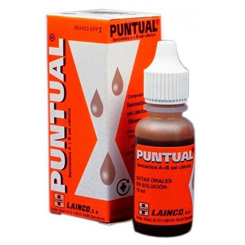 PUNTUAL, 1 frasco de 15 ml