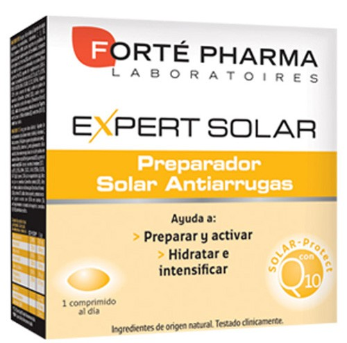 Expert solar (28 comprimidos)