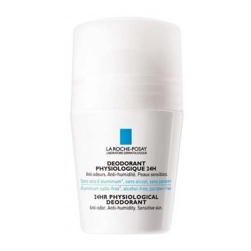 La roche posay desodorante fisiológico 24 h (roll on 50 ml)