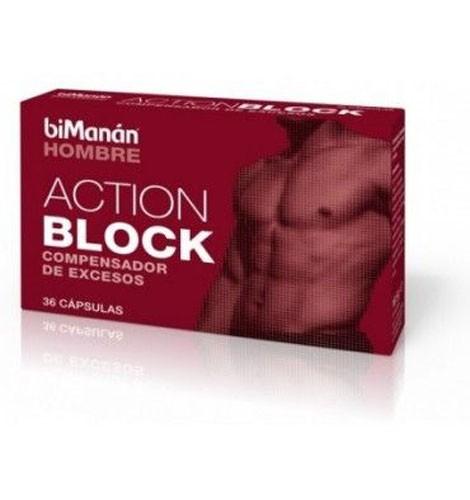 Bimanan action block (36 caps)