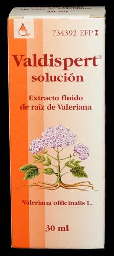 VALDISPERT SOLUCIÓN ORAL , 1 frasco de 30 ml