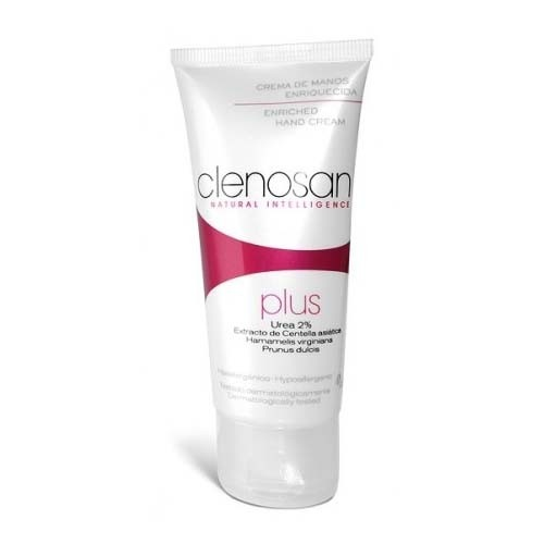 Clenosan crema manos plus (50 ml)